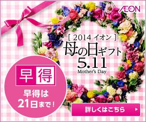母の日ギフト5.11